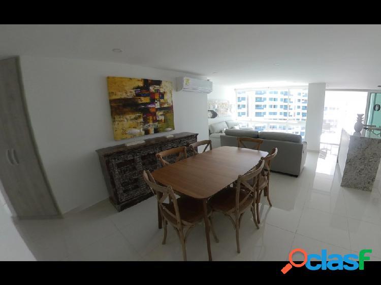 Se vende apartamento en Pozos Colorados, Santa Marta