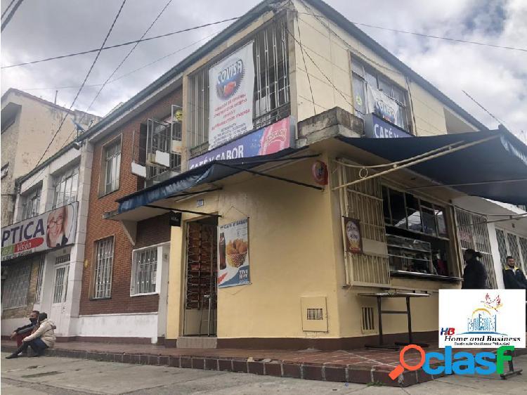 Venta de Casa Comercial en Bogotá