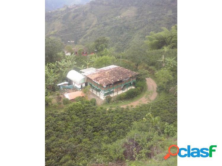 Venta de Finca Cafetera Sector Vereda El Granadillo