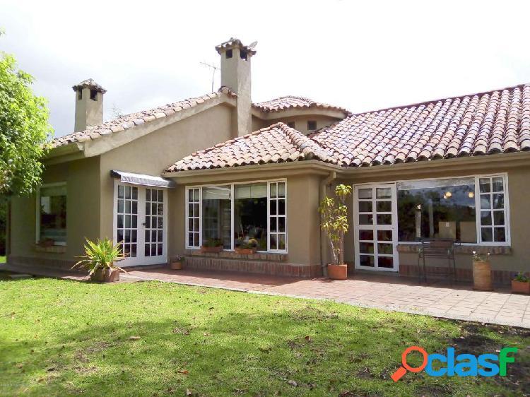 venta Casa en Vereda Guaymaral(Chia) SG CO: 21-837