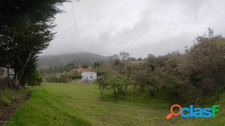 venta Lote en Vereda San Jose(La Calera) SG CO: 21-488