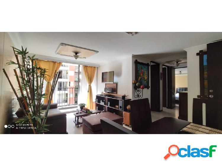 Apartamento en venta de 69 m2 en La Paz Envigado