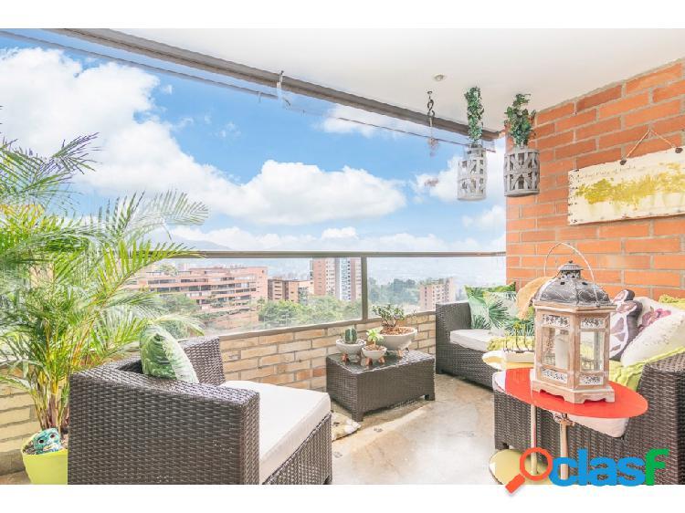 Apartamento en venta - El Poblado - Alejandria.
