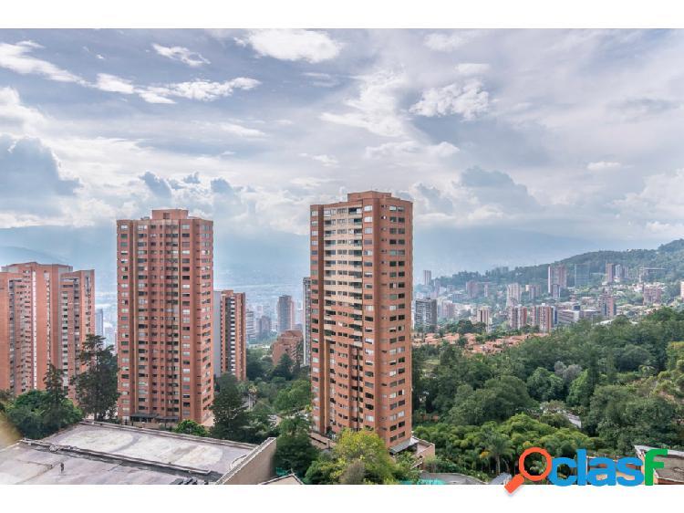 Apartamento en venta - El Poblado - El Tesoro.