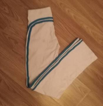 Pantalon deportivo lineas azules