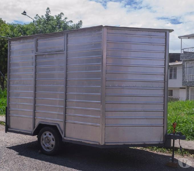 SE VENDE TRAILER DE COMIDAS RAPIDAS EN ARMENIA (QUINDIO)
