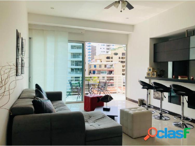 Se vende apartamento en el Rodadero Reservado, Santa Marta