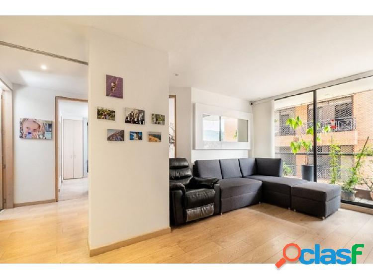 Vende Apartamento san Patricio Bogota