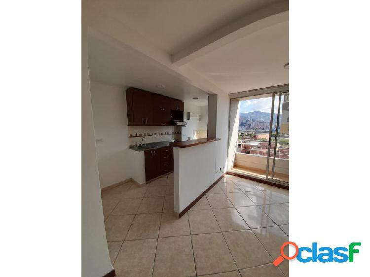 Vendo Apartamento Piso 12 área 55m² Itagüí Cerca A La