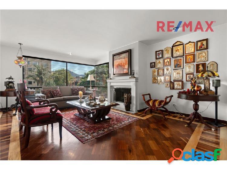 Venta Apartamento Santa Bárbara Occidental. 227m2