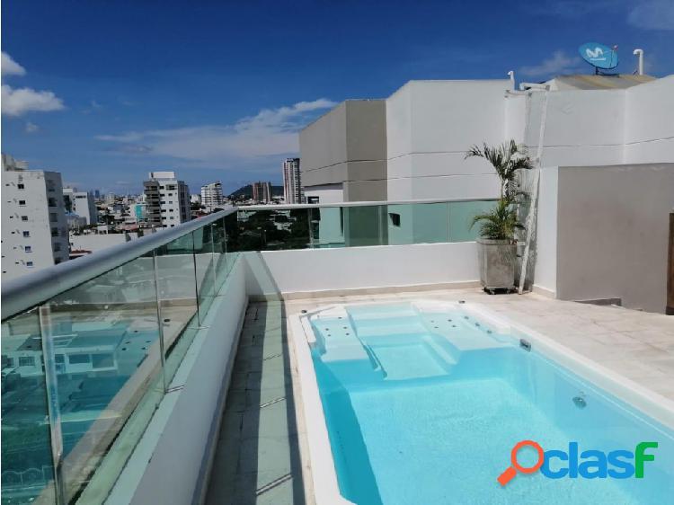 Venta apartamento 3 Alcobas La Concepción Cartagena