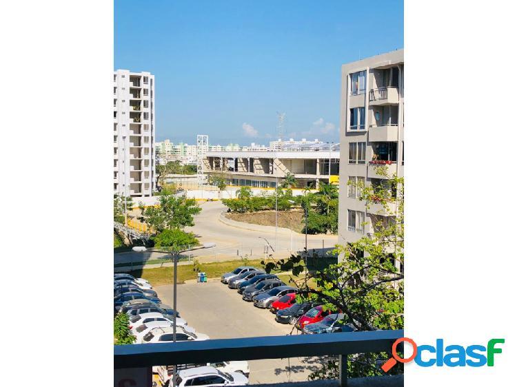 Venta apartamento 3 alcobas Parque Heredia Cartagena 5 piso