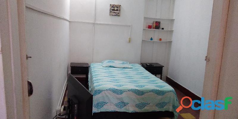 Arriendo habitaciones amobladas en Medellin, Barrio Boston