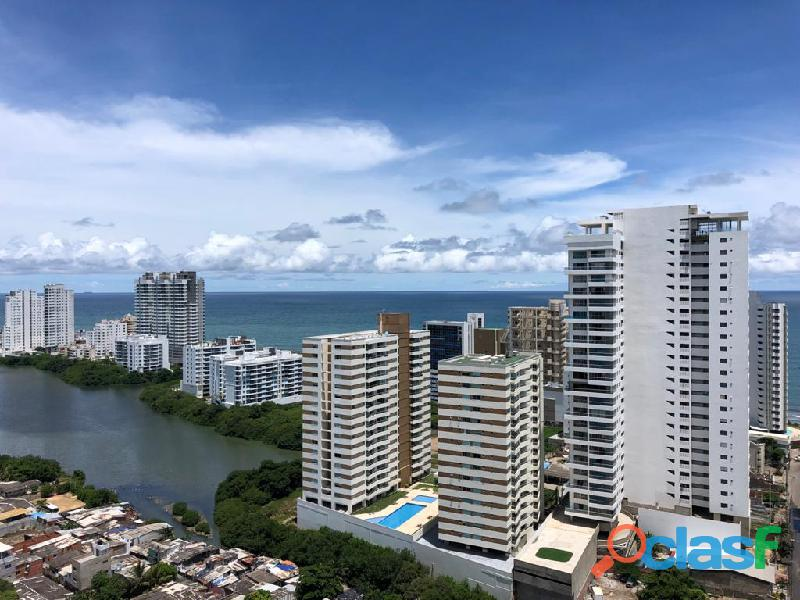 Remate Apartamento Vista al Mar en Cartagena de Indias