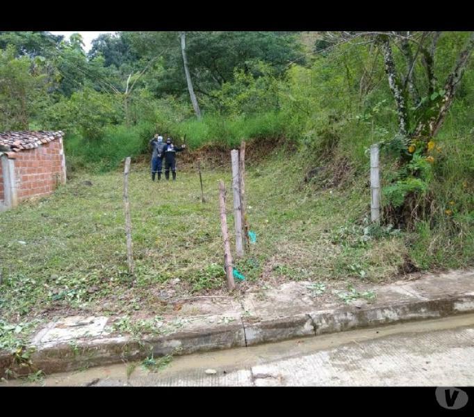 Lote en venta en el Municipio de Hispania Antioquia